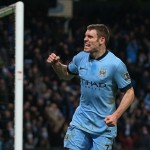 James Milner is on the verge of leaving City as his current deal with the club expires at the end of the season