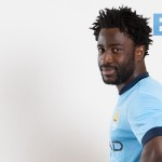 Wilfried Bony has completed a move to Manchester City from Swansea