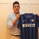 Stevan Jovetic has completed an 18 month loan move to Italian side Inter Milan