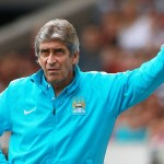 Manuel Pellegrini has signed a new two-year deal with Manchester City  ahead of Sunday's big kick-off