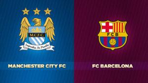 MCFC-Barcelona